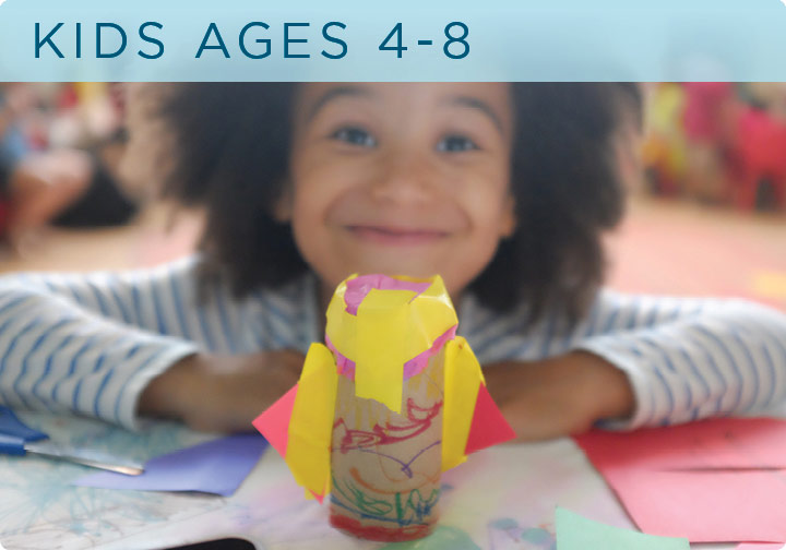 Kids Ages 4-8