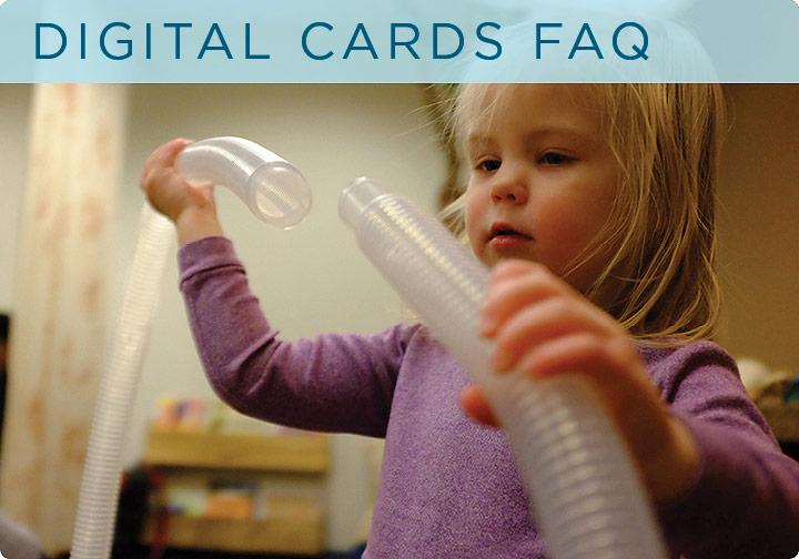 Digital Cards FAQ