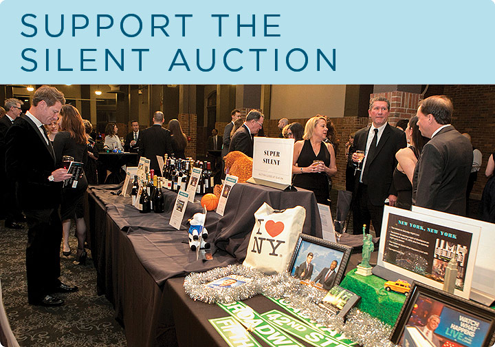 Support the Silent Auction