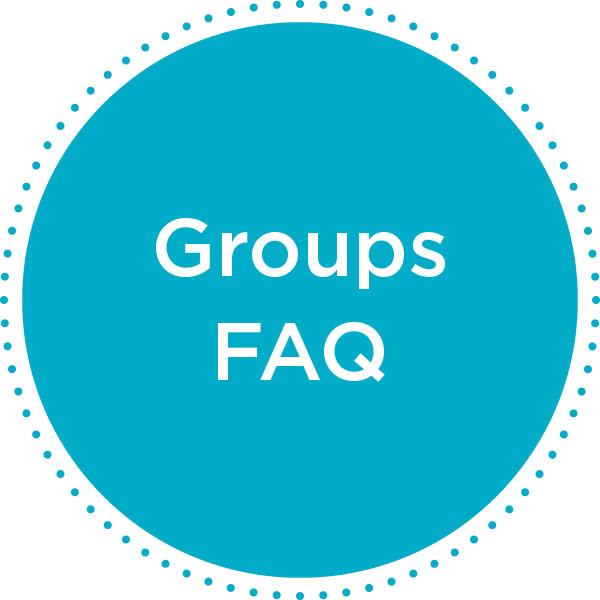 Groups FAQ