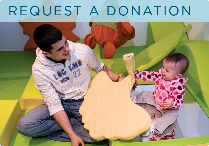 Request a Donation
