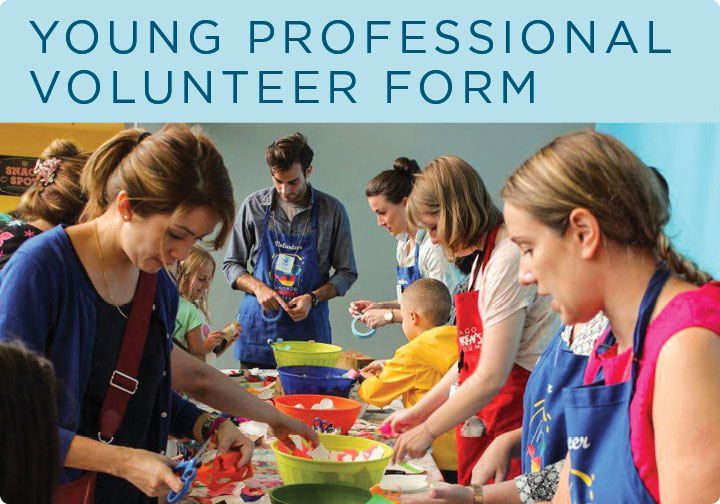 Young Professional Volunteer Form