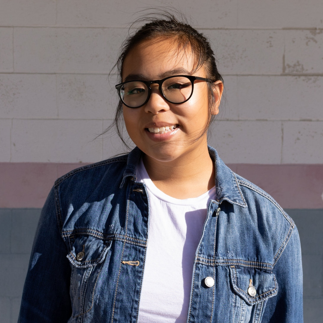 Michelle Guan - Online Editor -   Michelle is in her fourth year at UNT and is the captain of her ultimate frisbee team. She enjoys late night food, hoarding new books she'll never read, and playing board games with her friends.