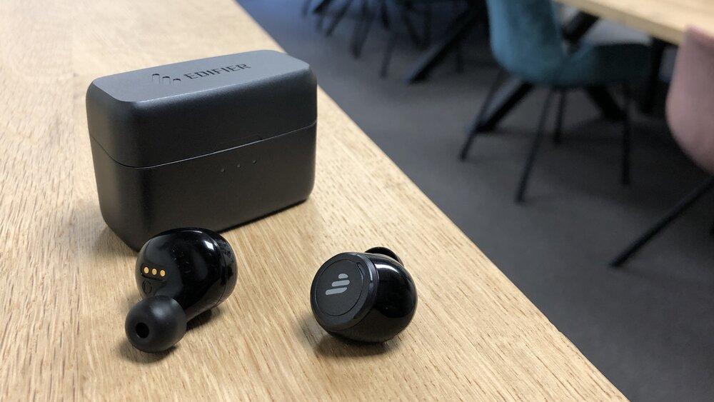 Edifier Tws5 Review Wireless Earphones That Last A Workday