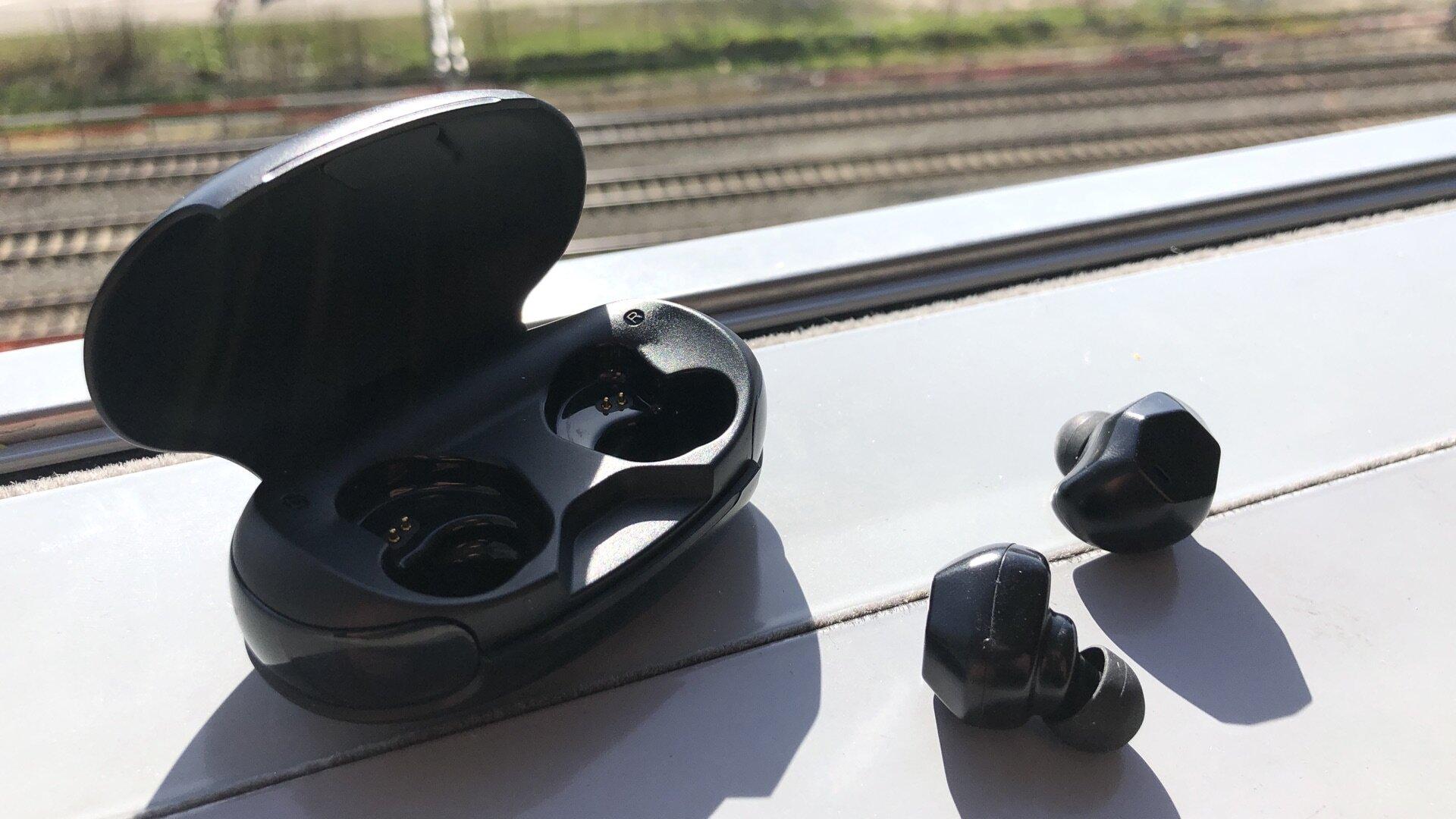 Descripción Auriculares Dyplay BQC35 ANC True Wireless