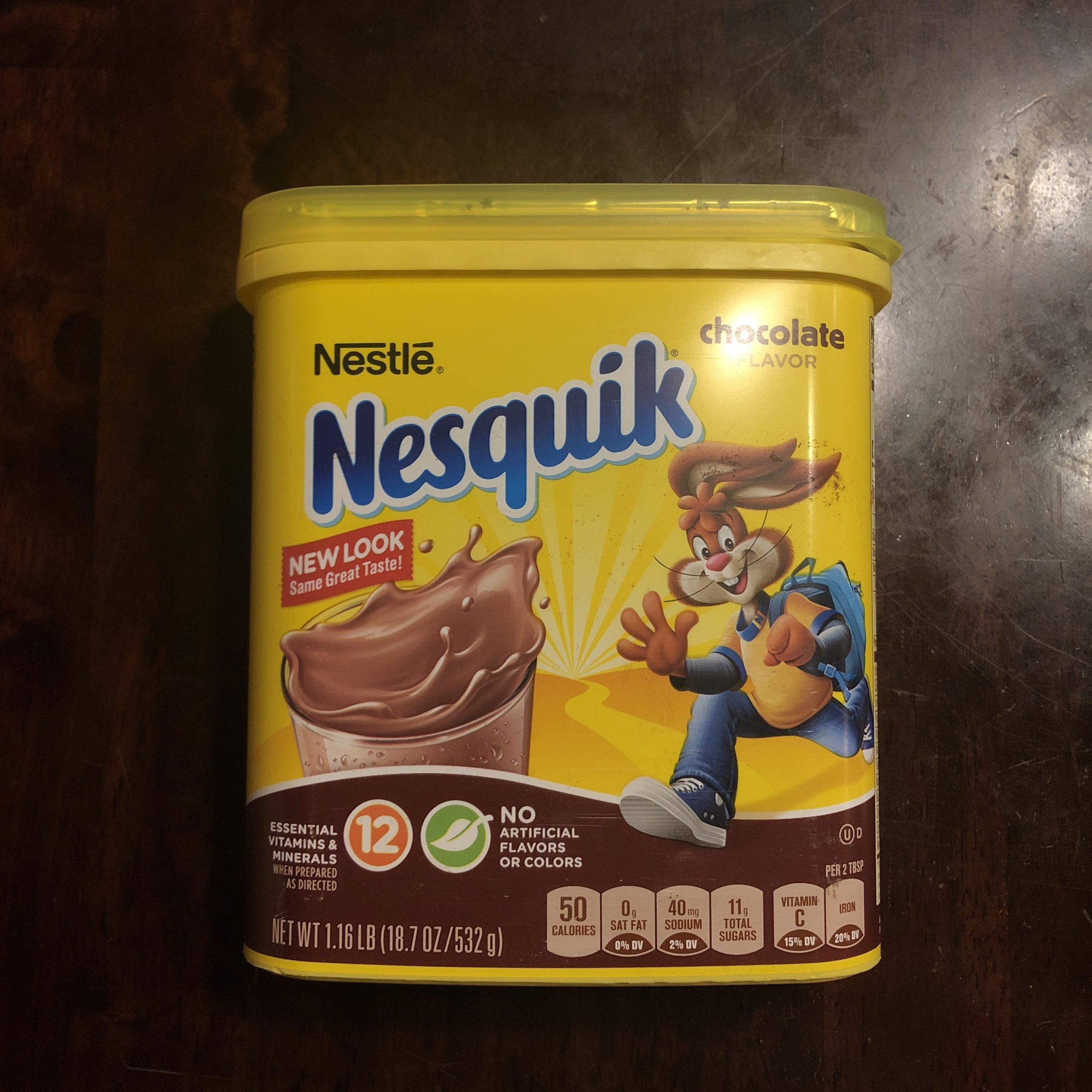 Nestle - Nesquik Chocolate - #S71818.JPG