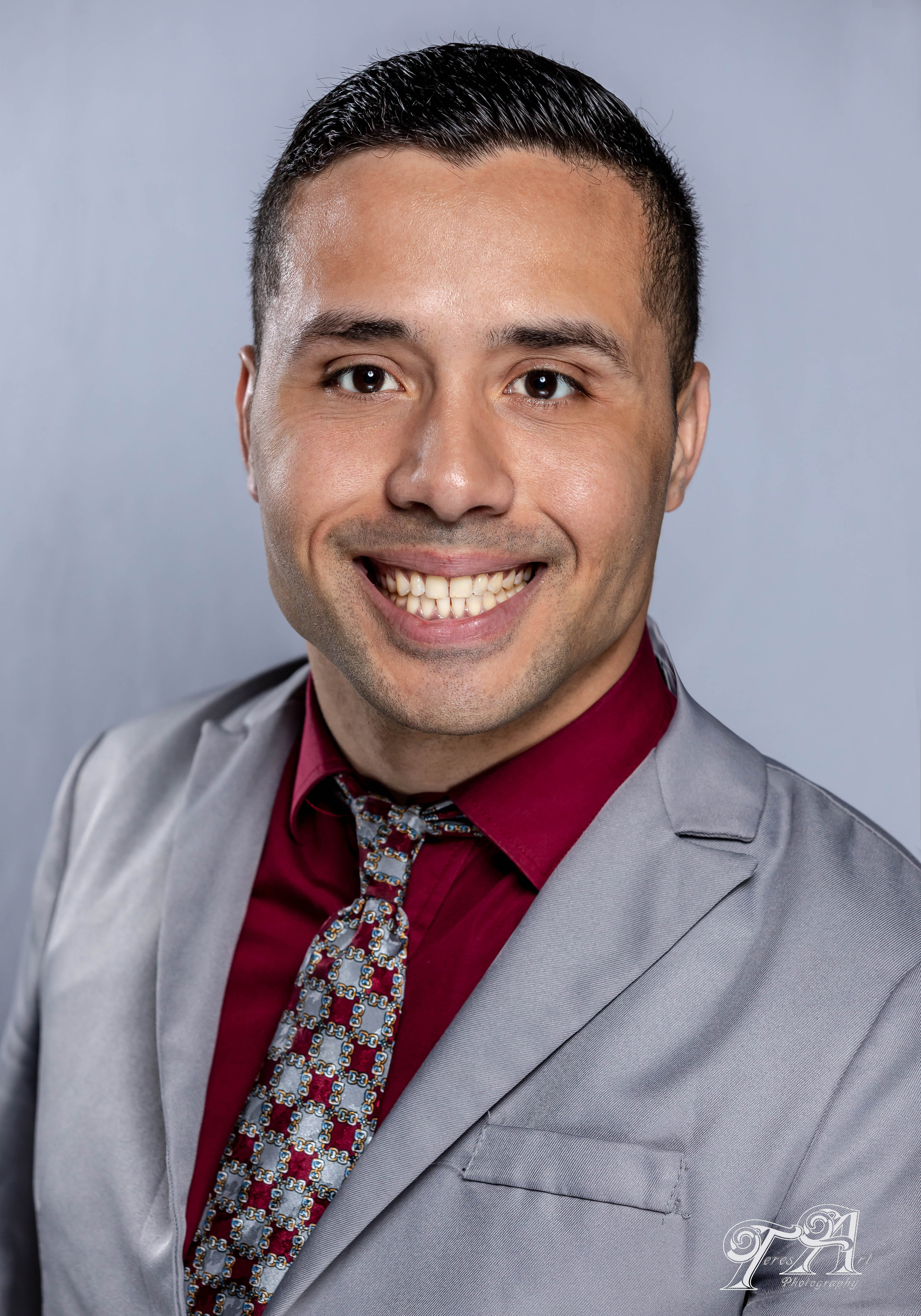 Javier Acosta - Secretario LatinoCorreo Electrónico: JAcosta@StBridgetUP.org
