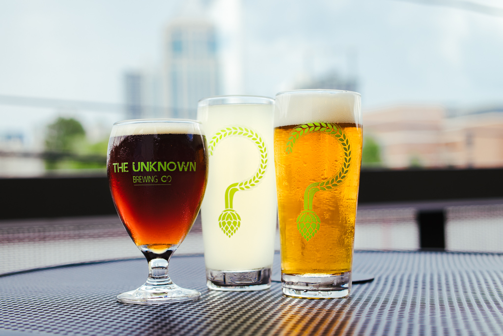 The Unknown Brewing