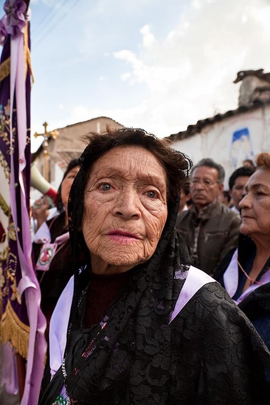 La Hermandad de Semana Santa, Ayacucho 2009