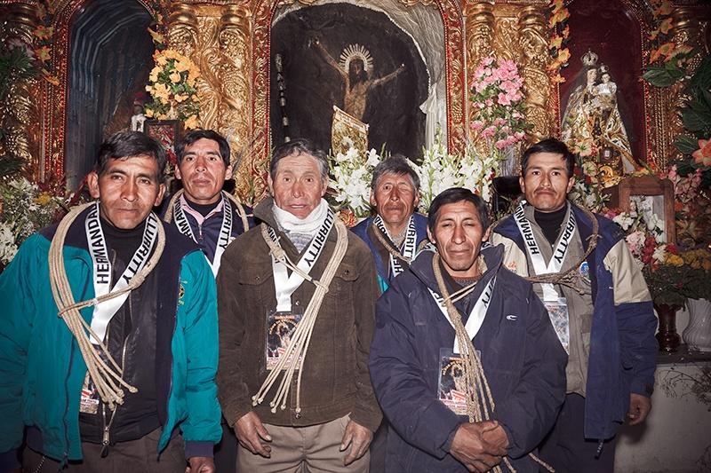 La Hermandad del Señor de Qoyllorritty, Cusco 2009