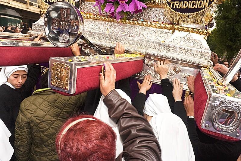 Rezos para el Señor de los Milagros, Lima 2008
