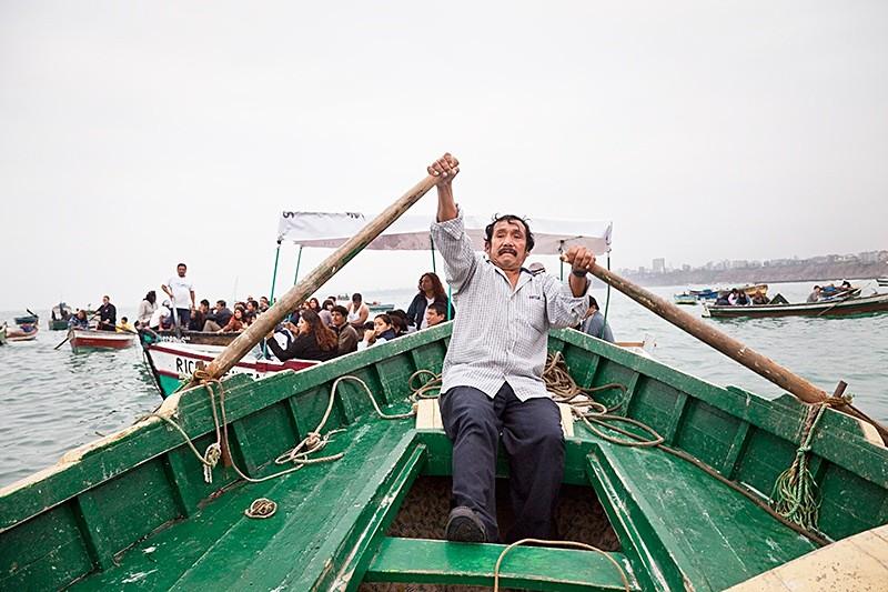 La procesión de San Pedro, Chorrillos 2009