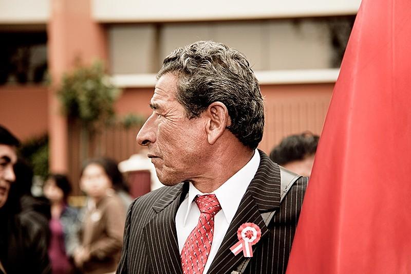 Procesión de San Pedro, Chorrillos 2009