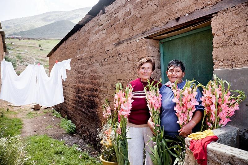 Flores para el Señor de Cachuy, Cachuy 2009