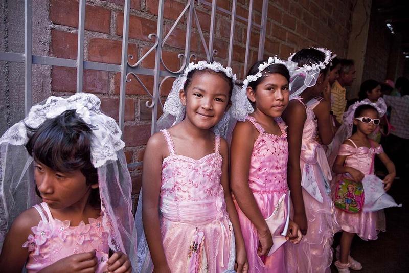 Las payitas y la Bajada de Reyes, Chincha, 2013