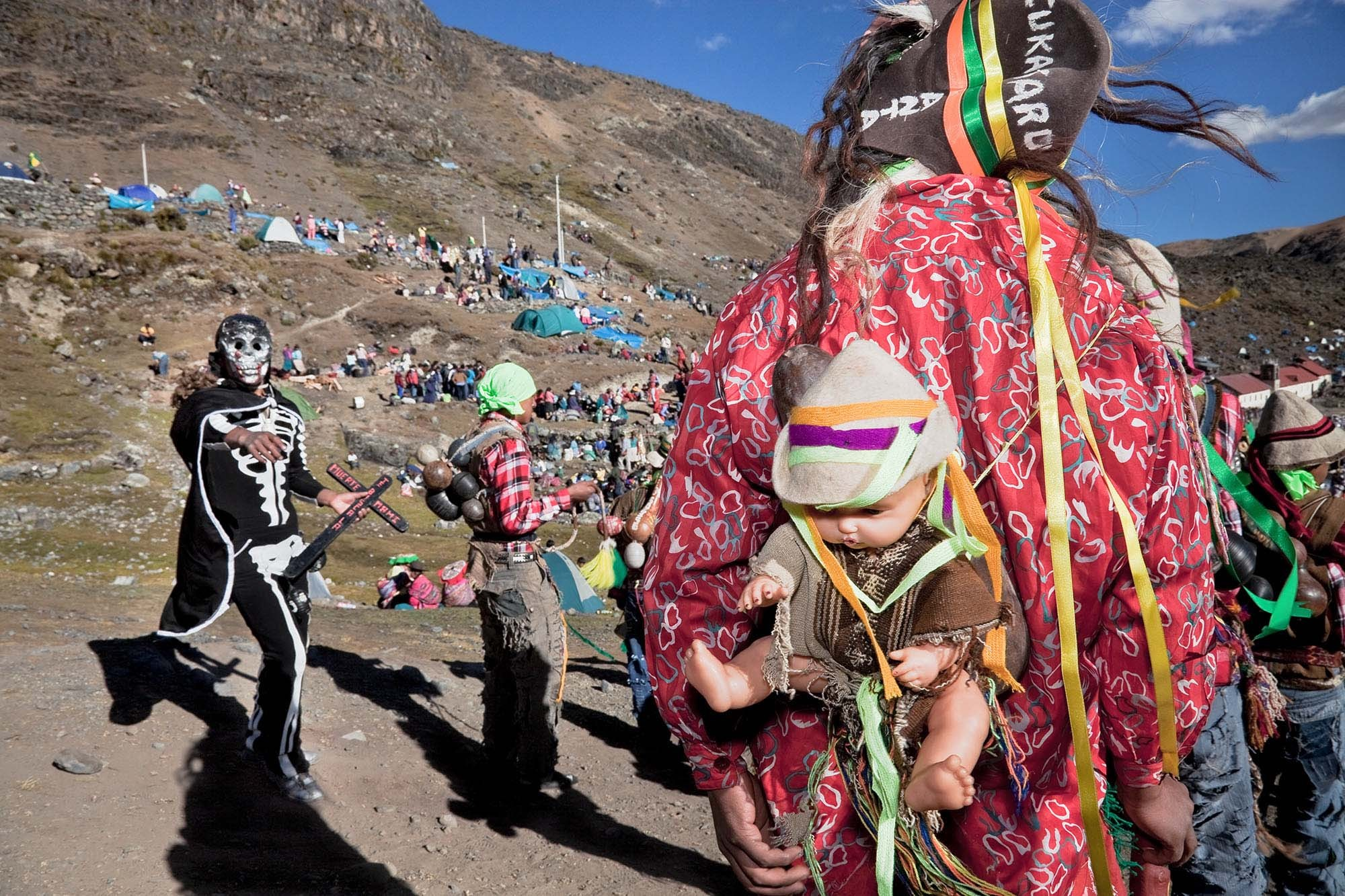 La muerte te busca, Cusco 2009