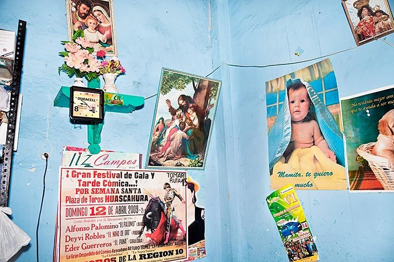 Dejad que los niños vengan a mí, Cusco 2009