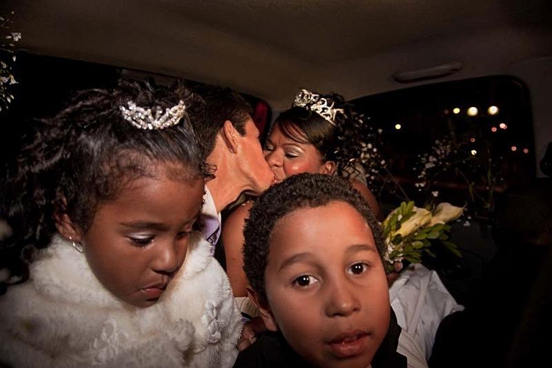 El beso de boda, El Carmen 2011