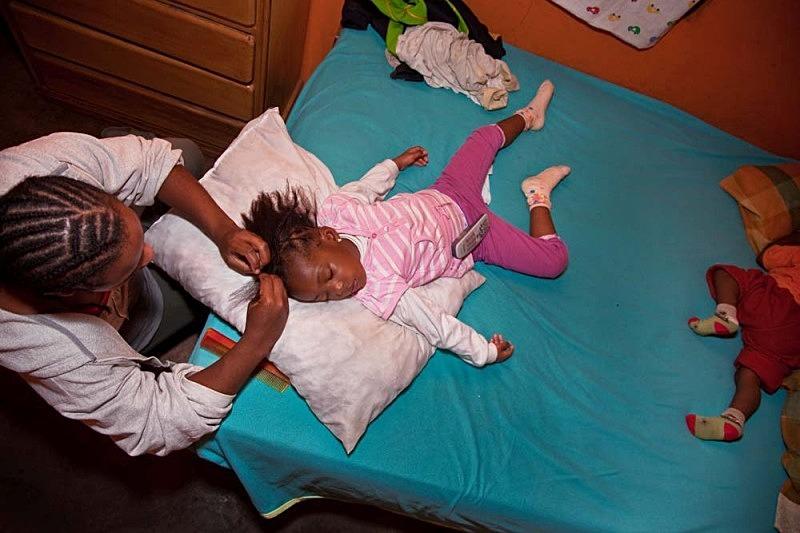 La siesta, El Carmen 2011