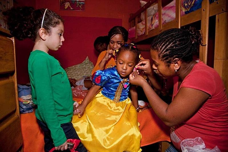 El cumpleaños de Luanda, El Carmen 2011