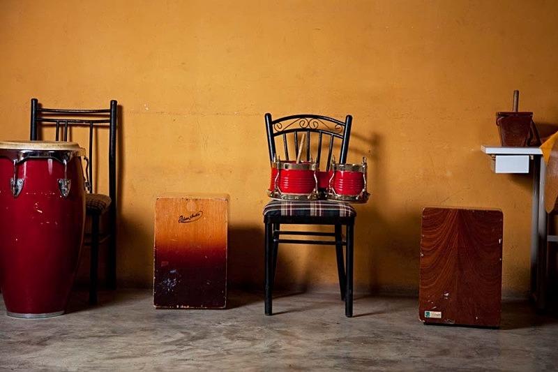 El hogar de los Ballumbrosio, El Carmen 2011