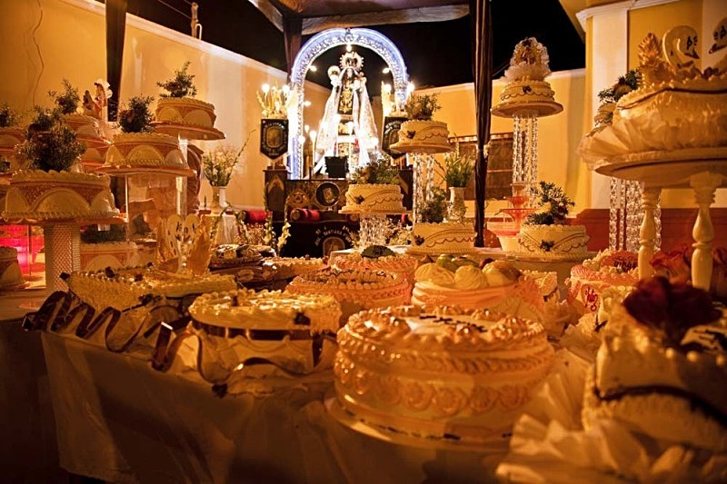 El cumpleaños de la Virgen del Carmen, El Carmen 2011
