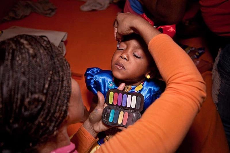 El maquillaje de Blanca Nieves, El Carmen 2011
