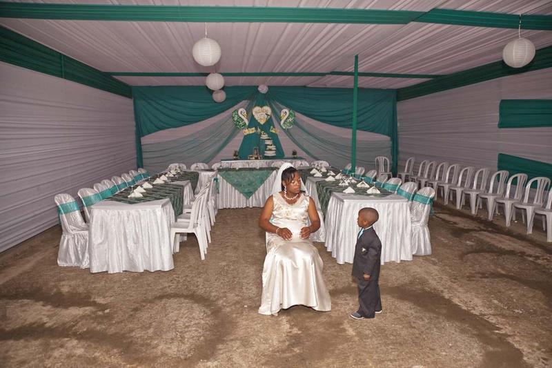 La boda de Lucy, El Carmen 2012
