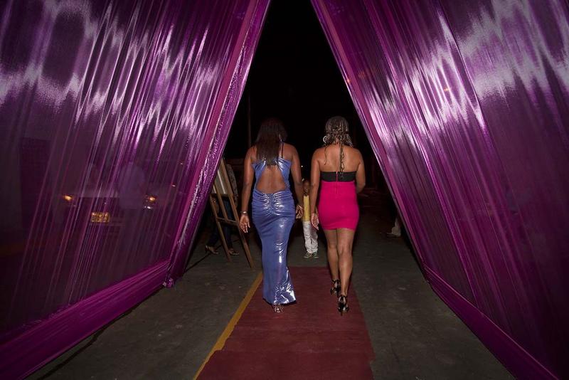 Roxana la madrina, El Carmen 2013
