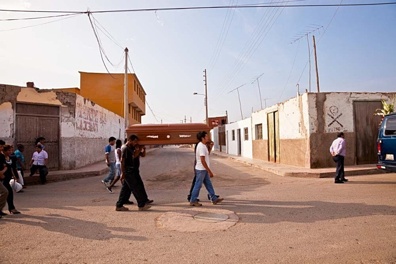 Doña Baltasara's Passage, El Carmen 2011