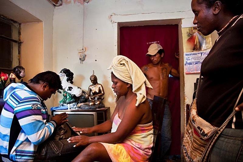 Yobana's Manicure, El Carmen 2011