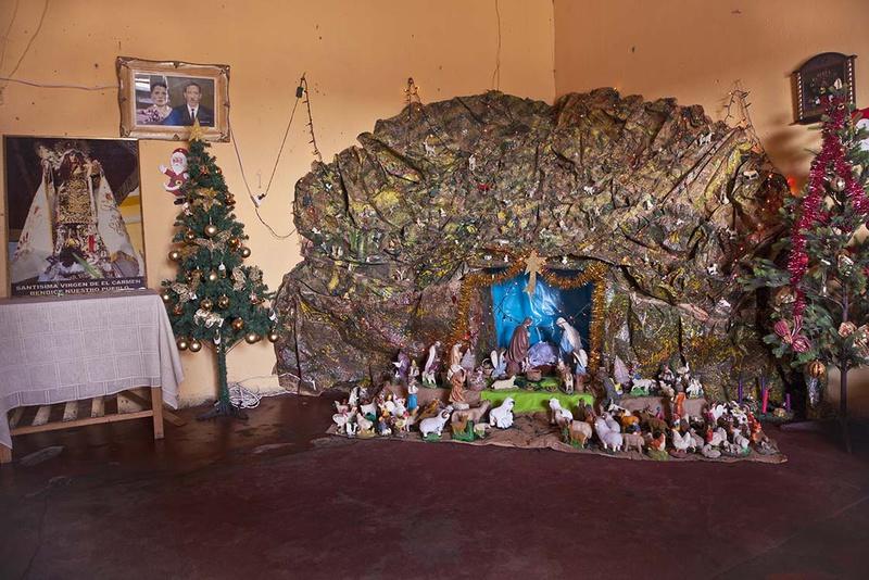 Christmas in El Carmen, El Carmen 2012
