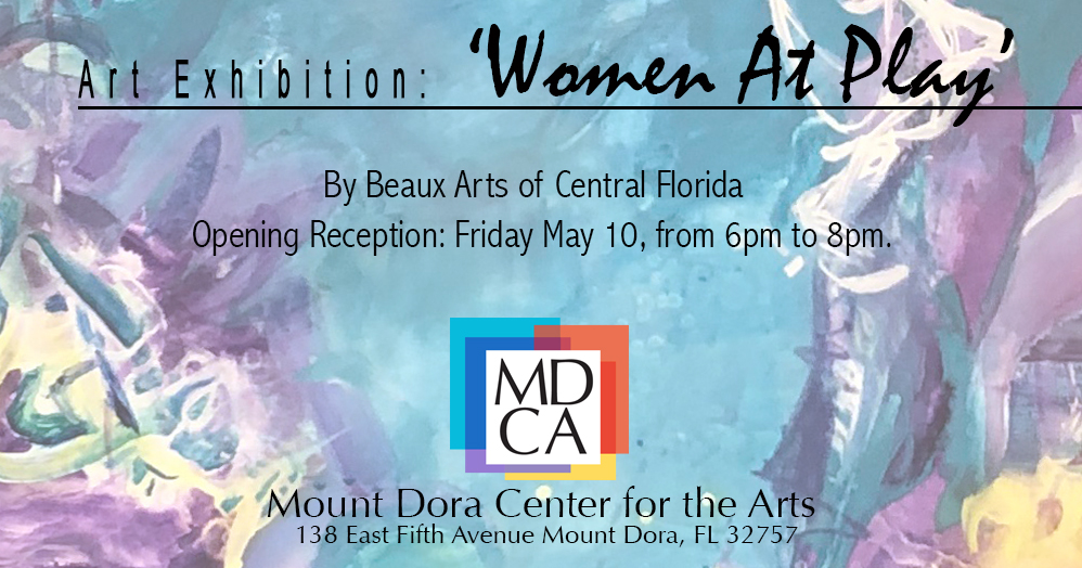 Beaux Arts of Central Florida — Beaux Arts Events