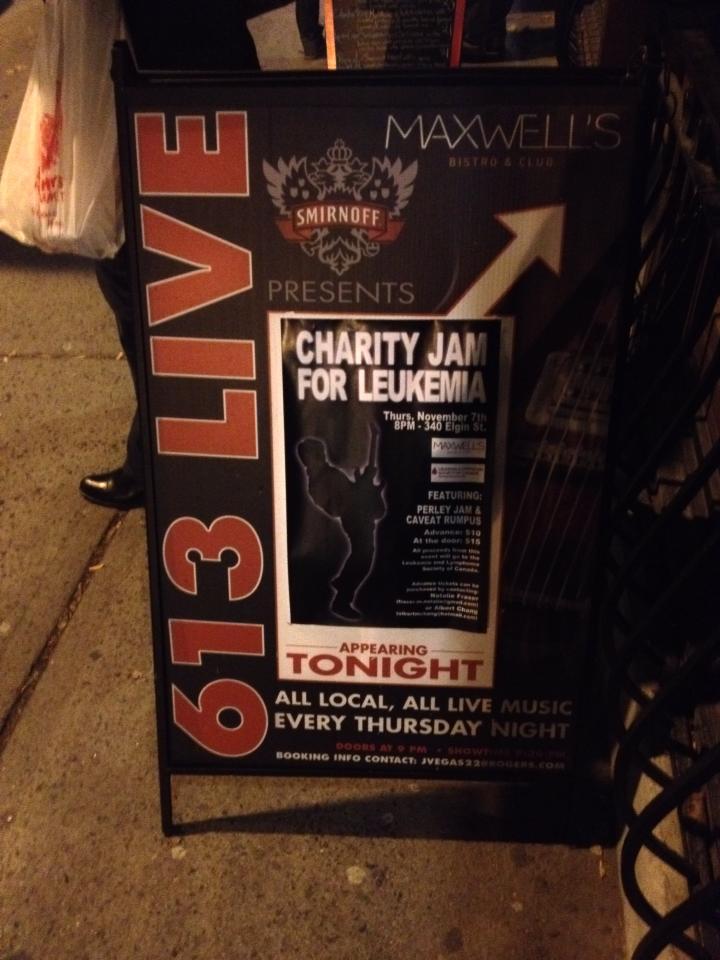 Charity - Jam for Leukemia