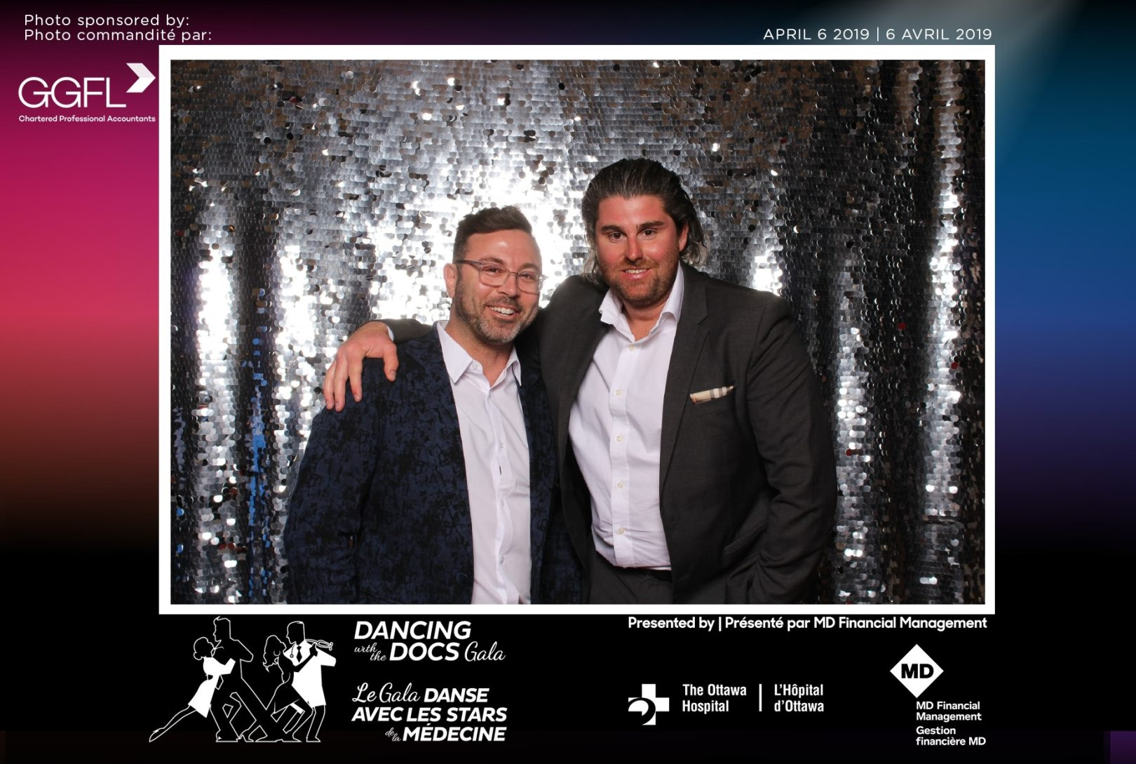 April 6, 2019  Dancing with the Docs Gala  The Grant Team showed their support for friend, Dr. Natasha K., as she danced to fundraise in support of patient care and research at The Ottawa Hospital.  This year, the Gala raised a whopping $455,000.  We are proud to say, Dr. Arleigh McCurdy and, our friend, Dr. Natasha K. were crowned this year's Dancing with the Docs winners!