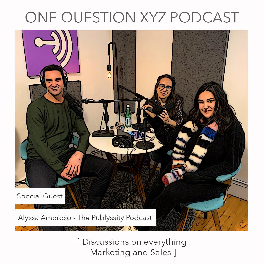 Alyssa Amoroso - The Publyssity Podcast