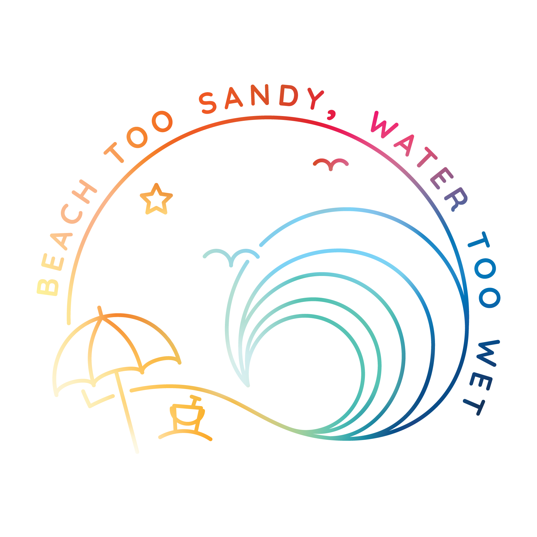 Send us an email! - beachtoosandy@gmail.com