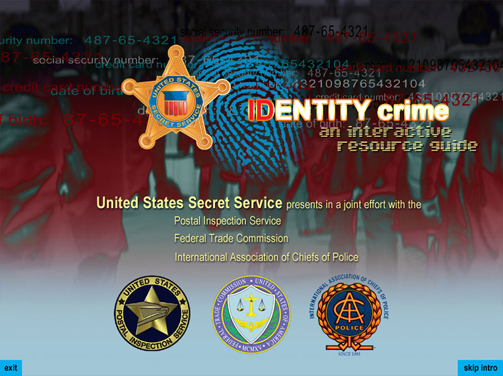 Identity Crime resource guide