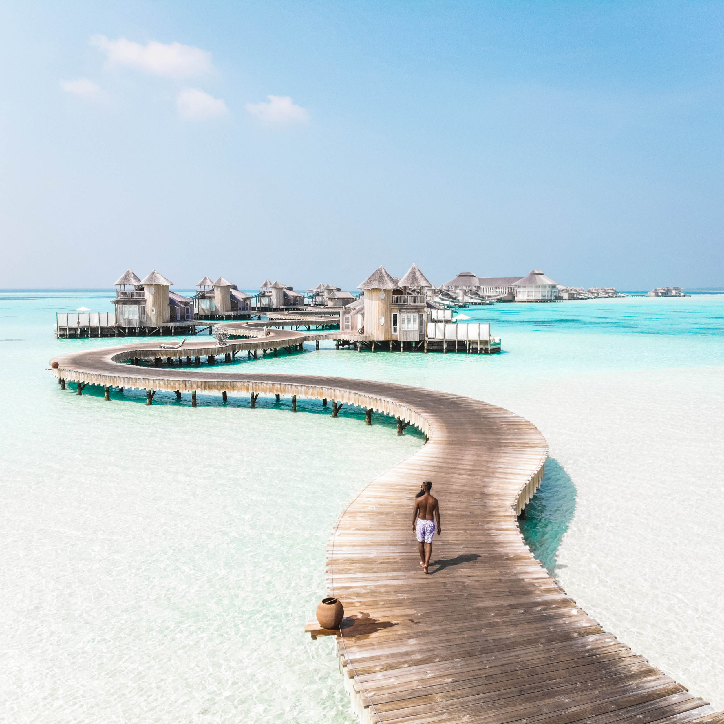 Soneva Jani- Maldives.