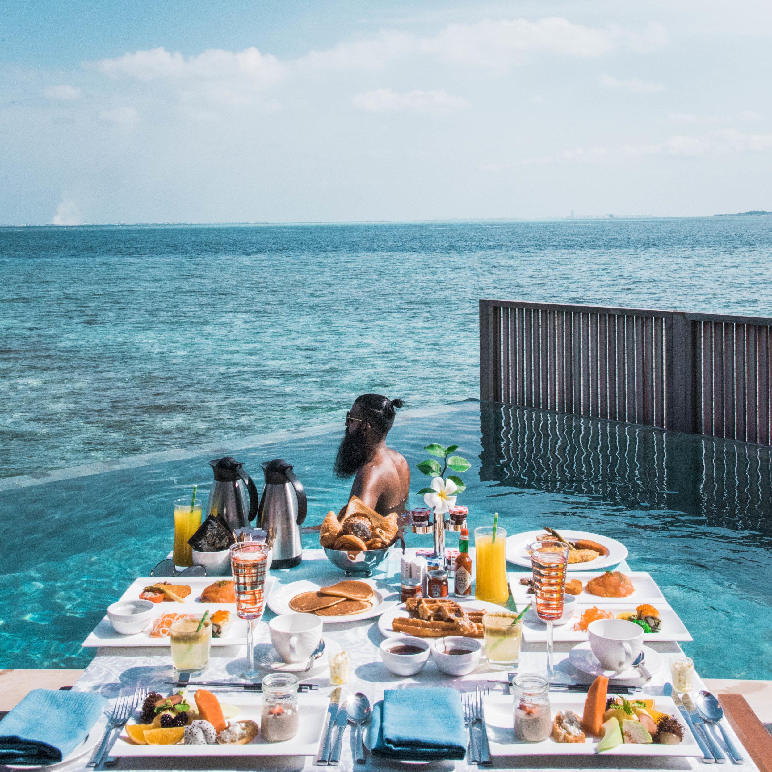 Jumeriah Vittaveli- Maldives.