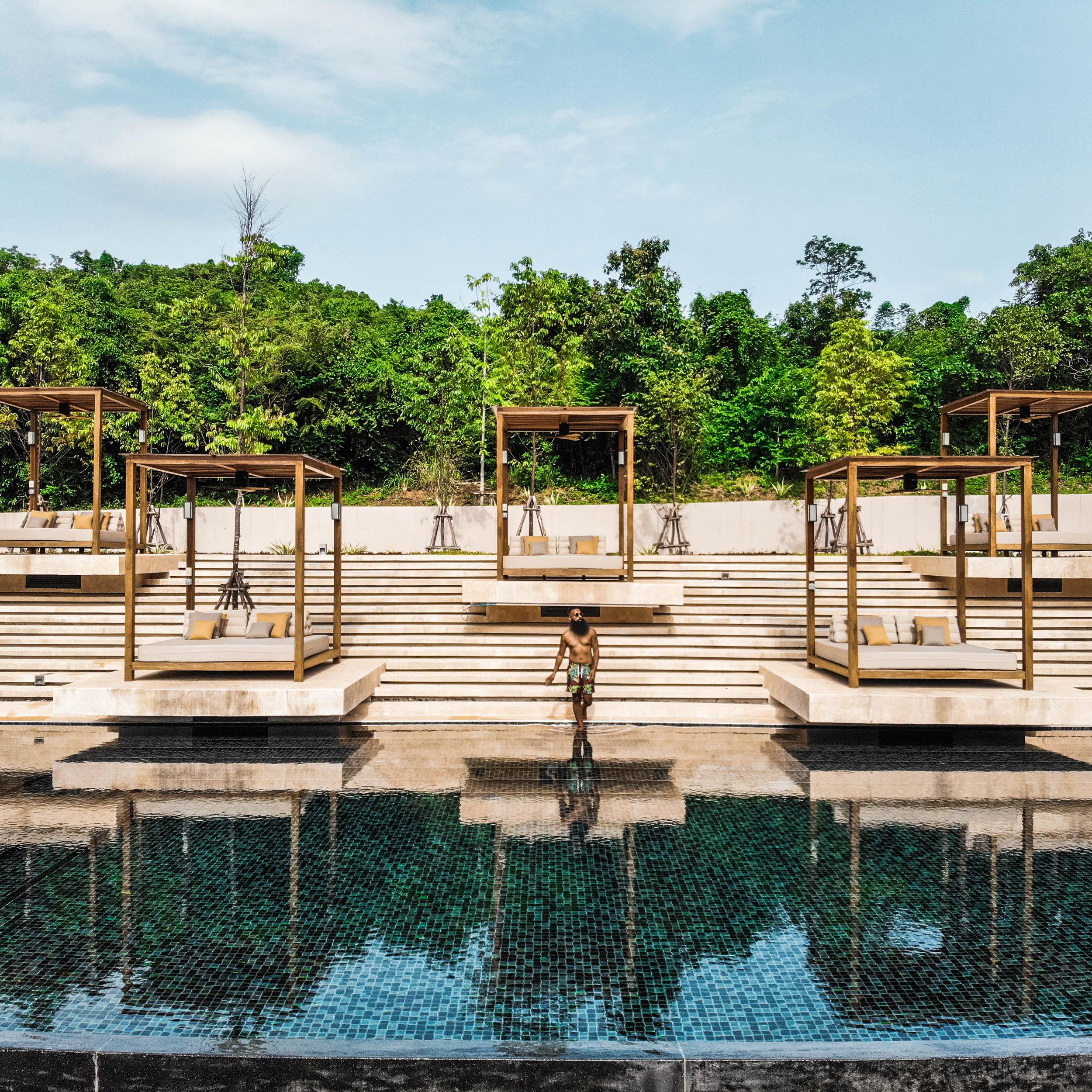 Ritz-Carlton- Koh Samui, Thailand.