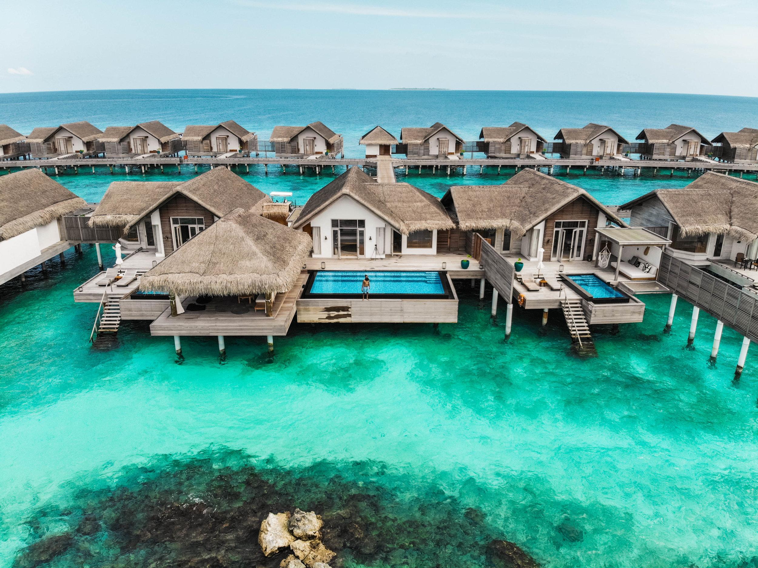 Fairmont Sirru Fen Fushi- Maldives.