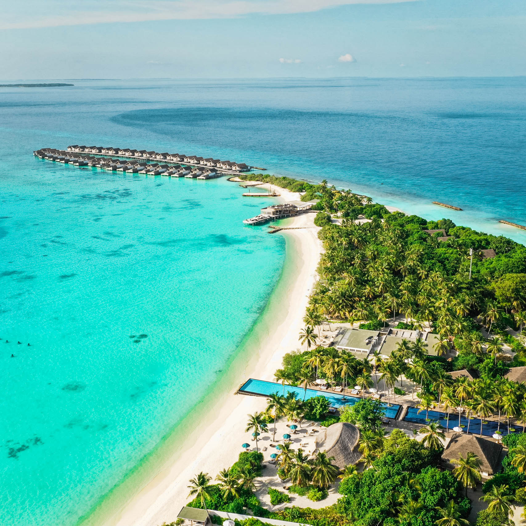 Fairmont Sirru Fen Fushi- Maldives