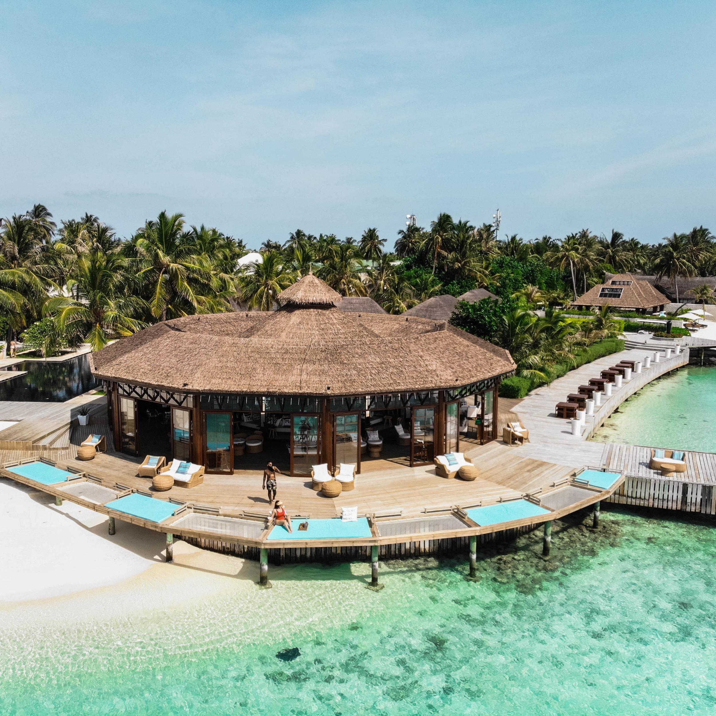 Jumeirah Vittaveli- Maldives