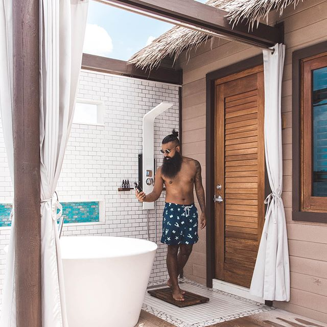 A Beard is the Ultimate proof of patience! @thehairyface is the ultimate beard grooming product I have ever used. Go check out @thehairyface for all your beard essentials 🙏🏽 . . . . . #Sandals #luxuryvilla #luxuryworldtraveler #luxwtprime #luxwtconcierge #luxwt #island #cntraveler #SandalsResorts #luxuryresort #luxurytravel #SandalsSouthCoast #5StarGlobalGourmet  #5StarFlavor #LiveFunner #5StarStay #liveluxurytravel #TLpicks #jamaica #voyaged #MyKindOfPlace #BestVacations #dronephotography #drone #JustPlay #heart #EverythingIRIE