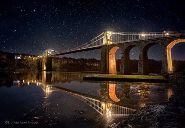 Menai Bridge -  Iwan Williams