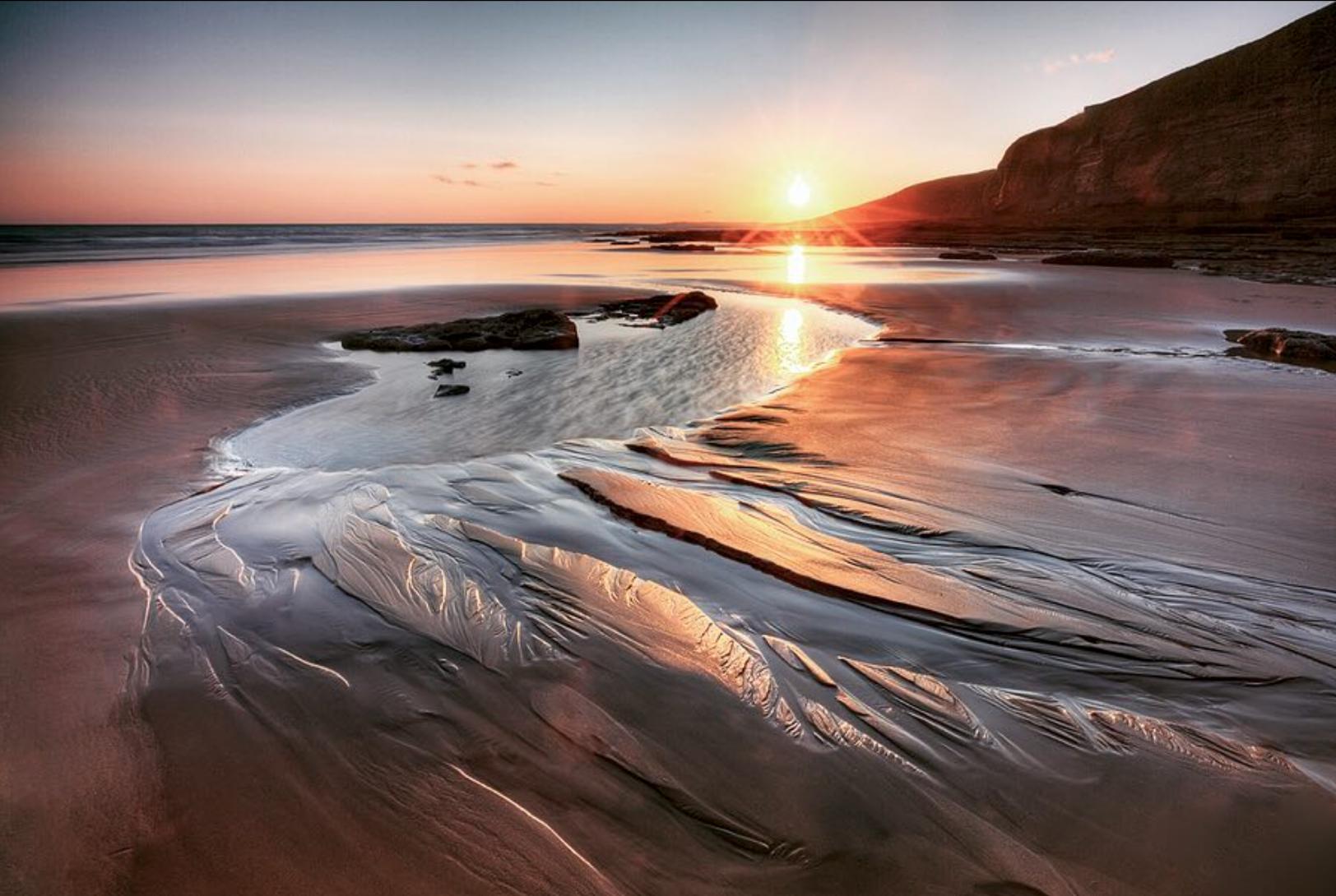 Southerndown Beach -  Alun G Davies