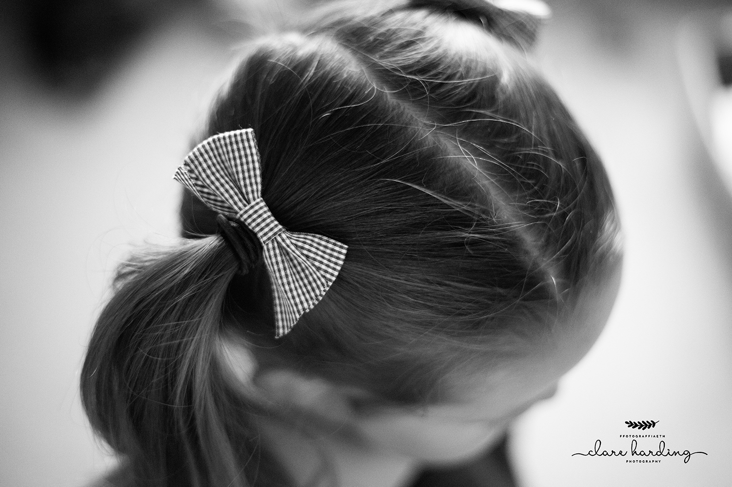 Hair Bows - South Wales Family Photographer