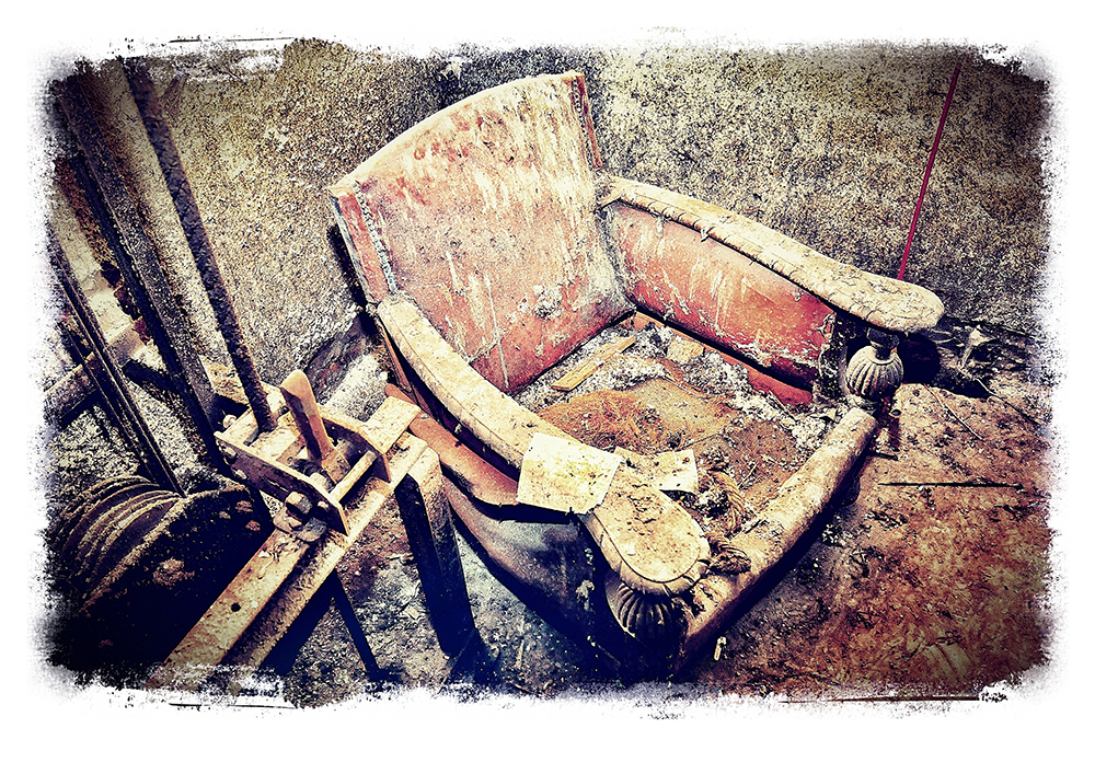 The Flyman's Chair