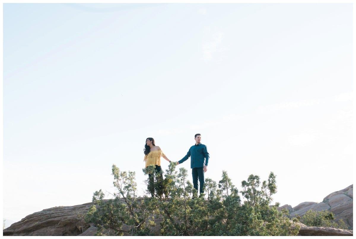 Vasquez-Rocks-Engagement-Carine-Ryan-Carissa-Woo-Photography_0027.jpg
